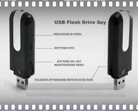 mini spy - 30 MINI spy key camera DV U8 HD Mini USB Disk Camera DVR Motion Detect Camera Cam SPY Hidden Camera