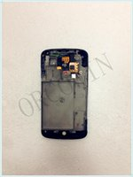 nexus 4 - Hight Quality LCD with Touch Screen Digitizer Front Housing for LG E960 Nexus