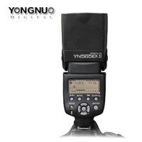 Wholesale Yongnuo YN EX II for Canon YN565EX II YN EX II ETTL E TTL Flash Speedlight Speedlite D II D D D D D D