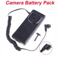 Wholesale New arrival CP E4 AA External Flash Power Battery Pack for Canon