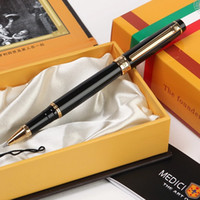 Wholesale Medici roller pen Italy MEDICI Roma AETERNA roller pen writing Office signature pen