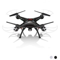 Wholesale Syma X5SW Explorers II FPV Ghz RC Drone Quadcopter MP Wifi Camera Photography Remote Control Mini Aircraft Airplane Gift A25
