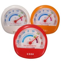 Wholesale New Hot Sale Portable Fridge Thermometer Refrigerator Freezer Indoor Outdoor Home Factory Thermograph Good Quality