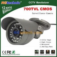 Wholesale TVL Home Security Surveillance With IR LED Night Vision Indoor outdoor Waterproof Security CCTV Camera A5