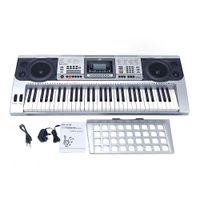 Wholesale 61 Keys Electric Piano Digital Keyboard with USB Music Playing Memory Pitch Bend Vibrato Wheel Sheet Music Holder UK US AU EU order lt no tr
