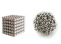 neo magnet - 216 Diameter mm Silver The Neocube neodymium Toy Neo Cubes Puzzle Cube Toy Sphere Magnet Magnetic Bucky Balls Buckyballs