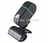 Wholesale 500pcs electronic fish bite alarm Fishing Rod Pole Electronic Bite Fish Alarm Bell With LED light