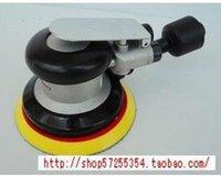 Wholesale Taiwan pneumatic sealing glaze machine car with a home waxing polishing machine with vacuum send sandpaper sponge round QCPJ
