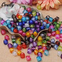 acrylic cut circle - Chunky diy Plastic Acrylic Mixed Color Loose Beads Faced Cutting DIY mm mm Beads Jewelry