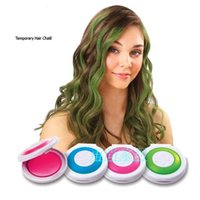 Wholesale new fashion hair color hair chalk set makeup temporary hair chalk paint for hair colors pieces set