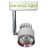 Wholesale COB LED track light W LM Led spot light track rail Epistar COB chip V V Clothing stores