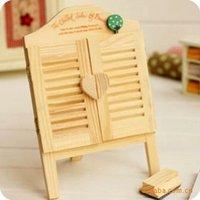 wooden toys for children - Wooden toys Mini Chalk blackboard Wood Wooden notepad Toys for Children kids cm YX004
