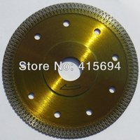 Wholesale X TURBO mm tile cutting blade quot cutting blade for tile and cermaic European quality
