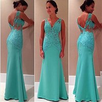 fashion in turkey - 2015 Promotion Vestido Longo Mother Of The Bride Dresses Ed1015 Fashion Mermaid Evening Dress In Turkey Macacao Feminino_bridalk