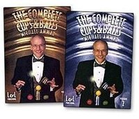 Wholesale Michael Ammar The complete Cups and Balls magic only magic teaching video Send via email