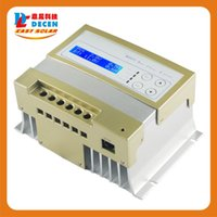solar power generator - 100 Real MPPT A Solar Charge Controller MUSE Input Max VDC Solar Panel For Solar Power Generator System