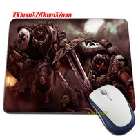 warhammer 40k - New Arrivals Luxury WARHAMMER WARHAMMER K SPACE MARINES Wallpaper Mouse Mats Anti Slip Rectangle Mouse Pad