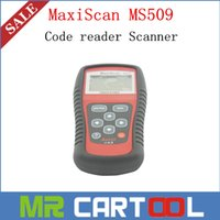 maxiscan ms509 - DHL Autel MS509 Maxiscan MS509 Autel code reader scanner with high performance and professional after sales service