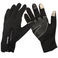 Wholesale 1 Pair Winter Outdoor Skiing Snowboard Cycling Waterproof Wind Stop Gloves