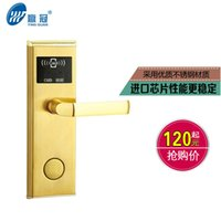 apartment shopping - Win crown Lynx shop sensors lock IC card lock electronic locks Hotel dormitory rooms apartment building door locks