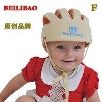 Wholesale Baby Toddler Safety Helmet Headguard Children Hats Cap Harnesses Gift Adjustable Colorful