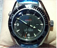 mechanical stop watch - High quality Quartz Racing watch stop watch men Speed0Master series mm Chronograph sapphire glass hkpost free