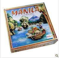Wholesale Desktop games Card game Manila english chinese version Quality Educational Toys