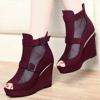 SMYYKM-G0032 Free Shipping Women-Shoe Women Pumps Platform Cheap High Heel Sexy High-Heels Sapatos Femininos Plataforma