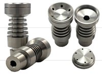 Wholesale domeless titanium nail for both MM and MM