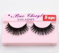 beautiful wings - Very Beautiful black thick Eyelashes Winged Beauty Supplies fake lashes Eyelashes Individual False Eyelashes new For Lashes