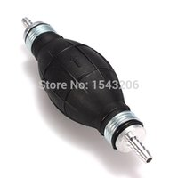 Wholesale New mm Black Rubber Fuel Primer Gasoline Pump Petrol Diesel mm x mm small order no tracking