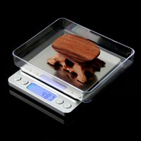 Wholesale 1pc High Quality Mini Electronic Digital Jewelry weigh Scale Balance Pocket Scale LCD Display Factory price g x g