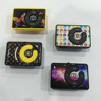 Wholesale Multi function Bluetooth Remote Control MP3 Music Player Selfie Camera Shutter Support FM Reception for Android Phone iPhone s Plus iOS