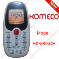 aire control - KOMECO Midea Split Air Conditioner Remote Control R06 BGCE AC Aire Acondicionado KOMECO Midea Portatil Split Ventana