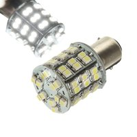 best auto brakes - Best Promotion BAY15D Pure White SMD LED Car Auto Tail Stop Brake Turn Lights Lamp Bulb DC12V order lt no track