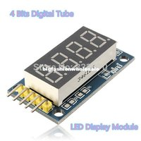 Wholesale High Quality Bits Digital Tube LED Display Module Board With Clock Display For Arduino DIY