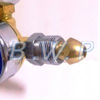 Wholesale Outer Thread Argon Regulator AR Gas Flowmeter for Tig Welding Tank