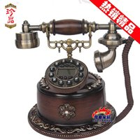 antique telephone table - European style living room with antique craft creative fashion table telephone telephones artistic antique telephones
