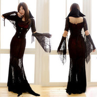 banshee movie - Cosplay Clothing Theme Costume Banshee QueenDressing Noble Vampire Party Witch Dress COS anime clothes queen
