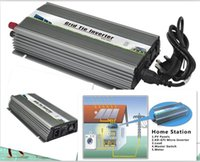 Wholesale 1000W Grid tie inverter Pure sine wave inverter DC20 V Input to AC110V or v Output