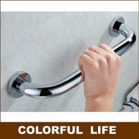 bath tub shelf - Bathtub Grab Bar Shower Safety Handle Bathroom Accessories Shelf Bath Tub New Good Quality Free Express