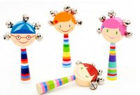 Wholesale Bell Pull Toy Musical Instruments Toys Tinkerbell Toy Figures Preschool Toys Bell Pull Infant Educational Plush toys Baby Cute Cartoon