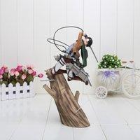 artfx kotobukiya - Kotobukiya ARTFX J Attack on Titan Levi Rivaille Scale Pre painted PVC Figure quot CM