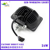 agricultural machinery - Factory direct sale Before w eight led forklift agricultural machinery working light Auxiliary car lights