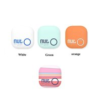 Wholesale Nut Bluetooth Finder Smart GPS Tracker Bluetooth Anti lost Alarm Locator Item Finder for Anything