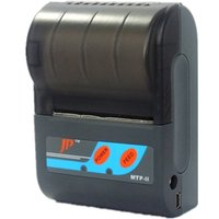Wholesale MPT II mobile printer mini Printer mobile thermal printer Bluetooth printer Serila USB Bluetooth interface all in one