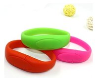 bracelet usb flash drive - USB GB Wrist Band Bracelet Wrist Band Lucky u Disk GB Dual Snap USB Flash Drive Memory C