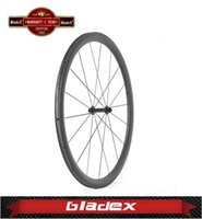 bike shop - Depth mm Road Bike Wheelset Front carbon wheels Width mm Carbon Bicycle Wheels Free shopping