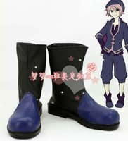 alice boot - Alice mare Joshua Cosplay Shoes Anime High Boots Halloween Boots Custom made