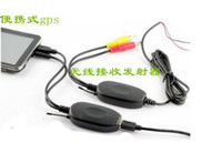 Wholesale Car reversing camera wireless vehicle wireless receiver transmitter g wireless transceiver wireless reversing
